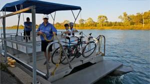 Port Robinson Ferry
