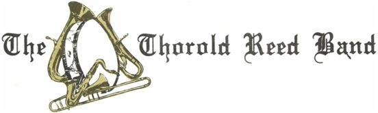 Thorold Reed Band logo