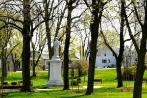 Memorial Park, Thorold