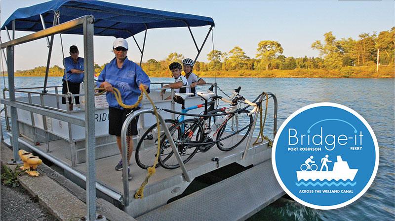 Bridge-it Ferry Service