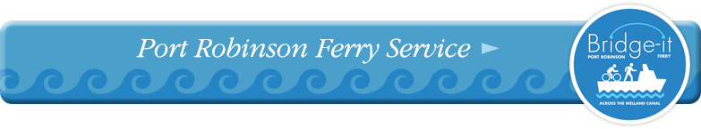 Port Robinson Ferry Service