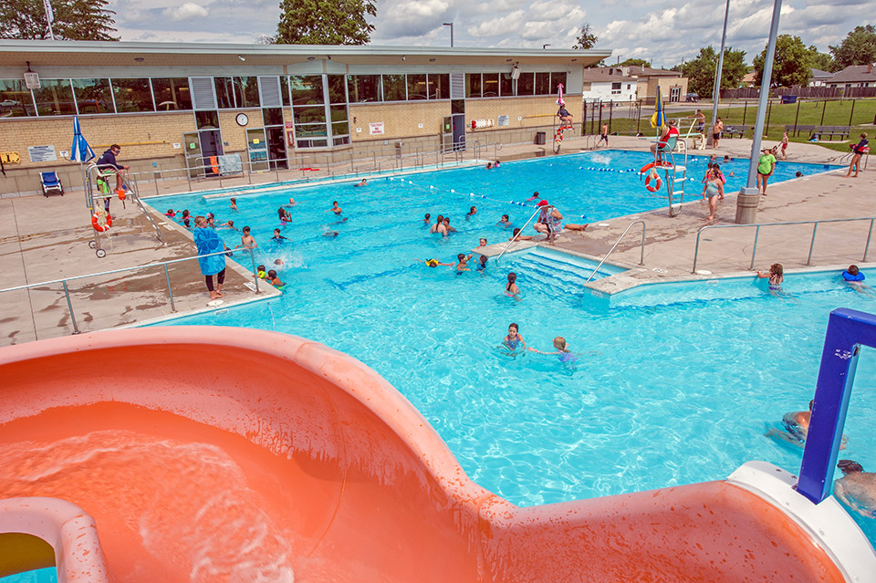 Thorold Community Pool