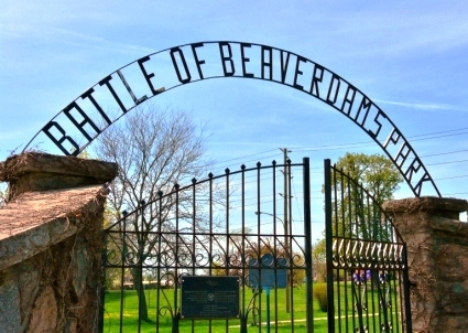 Battle of Beaverdams Park